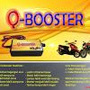 Q-BOOSTER MOTOR (Penghemat BBM colok)