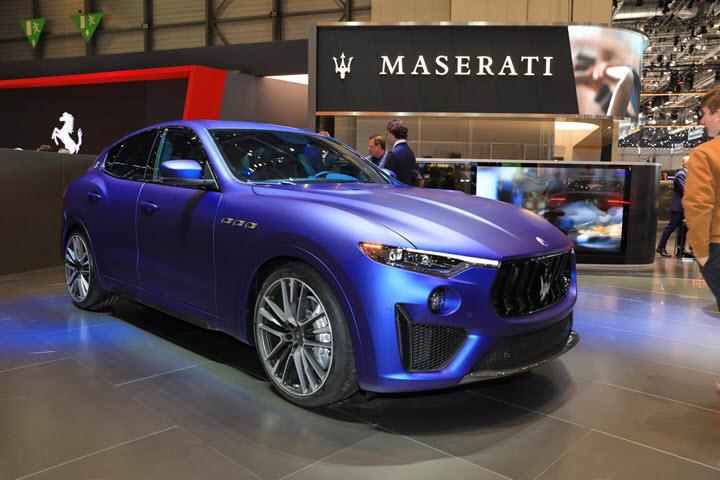 Khui công hàng hiếm Maserati Levante Trofeo Launch Edition đầu tiên Việt Nam, về tay đại gia Hà thành