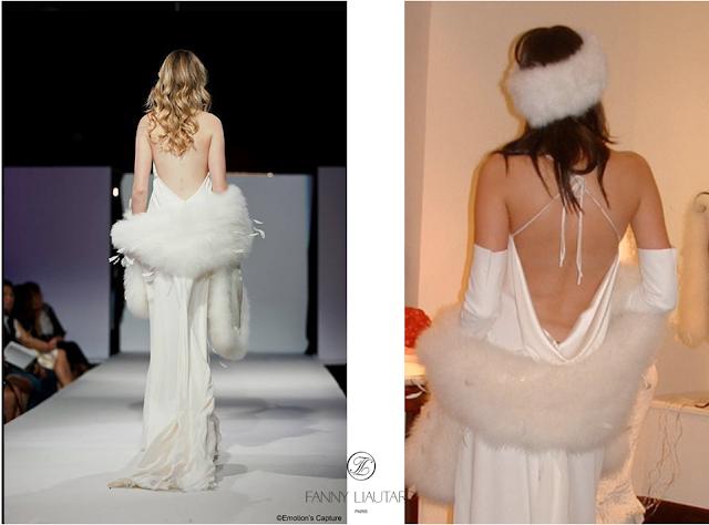 Fanny liautard créatrice de robes de mariées Paris