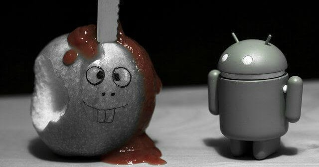 30 Android Vs Apple Funny Wallpapers Collection