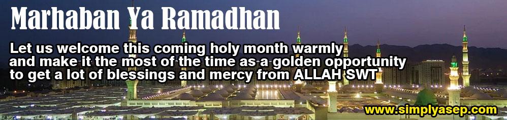 Banner Ramadhan 2020