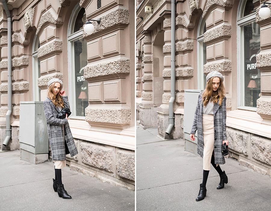 Kuinka pukeutua kuin pariisitar // How to dress like a Parisian