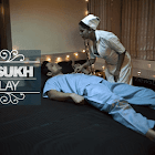 Divya Burman web series Charmasukh Role Play