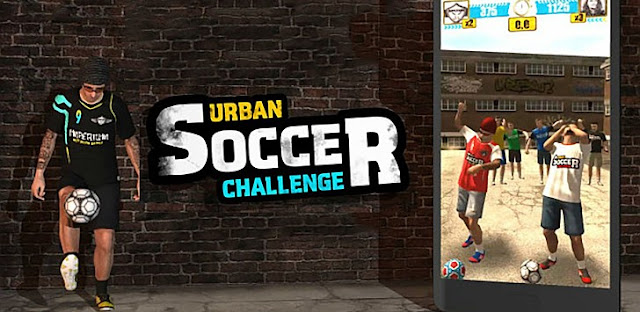 Urban Soccer Challenge Pro FULL APK İndir - androidliyim