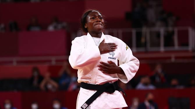 Pentacampeã mundial de judô é campeã olímpica