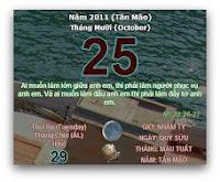Vietnamese Calendar