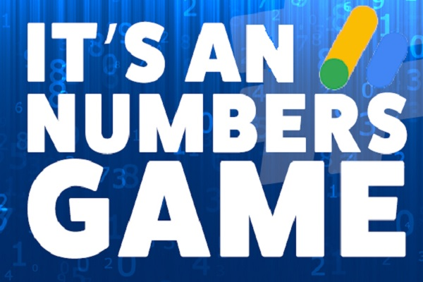 Is Making Money From Adsense Just a Numbers Game?