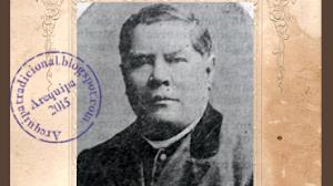 🔴Santiago Martínez Cornejo, Canónigo e historiador arequipeño