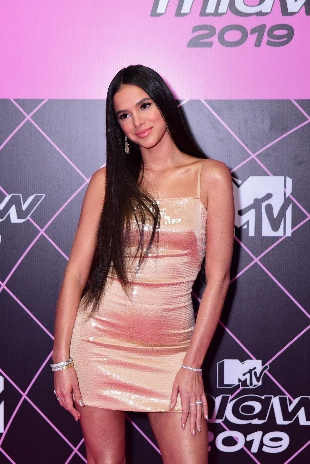 Bruna Laila bruna marquezine – miaw mtv 2019 awards in sao paulo