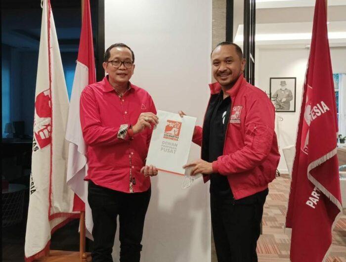 Dipecat Lalu Nyeberang ke PSI, Deklarator Hanura: Affandy Agusman Seorang Pengkhianat!