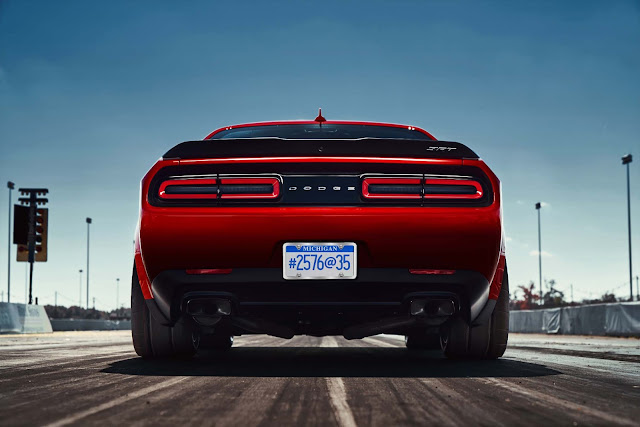 dodge demon 2018