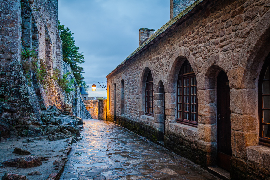 Let S Travel The World Le Mont Saint Michel In Normandy