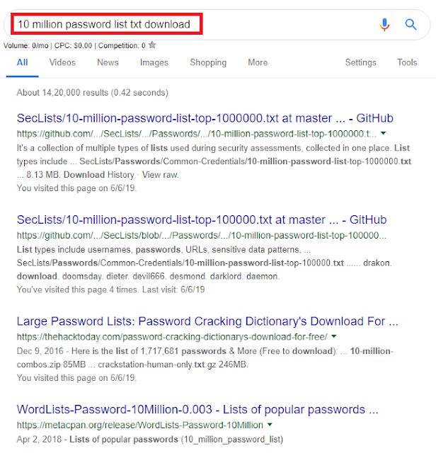 Find-the-passwords-on-the-google