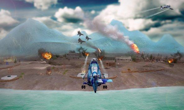 تحميل لعبة الجميلة حرب طائرات 2016 Air Raid  الحاصة بي للآندرويد
