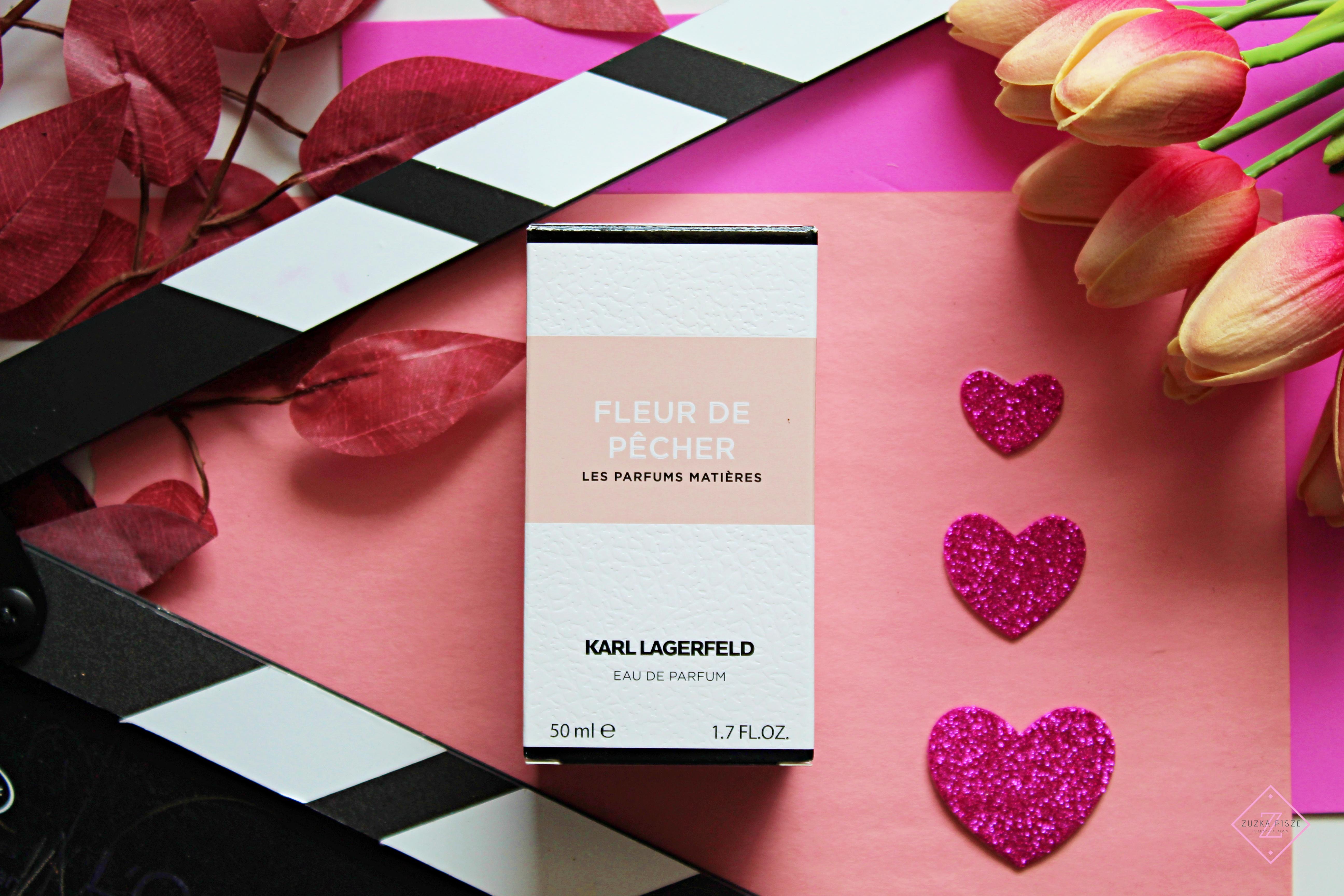 Karl Lagerfeld Fleur de Pêcher - woda perfumowana dla kobiet