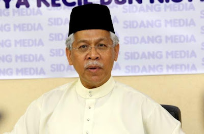 Higher Education Minister Datuk Seri Idris Jusoh