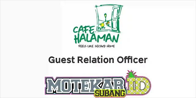 Info Loker GRO Cafe Halaman Bandung