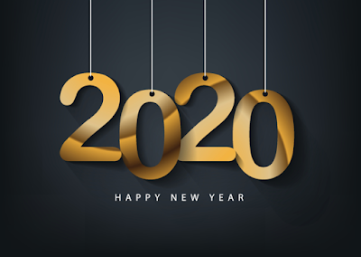 Happy New Year Countdown Image 2020