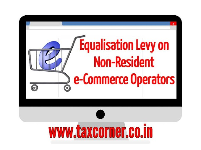 Equalisation Levy 2020 on Non Resident e-Commerce Operator