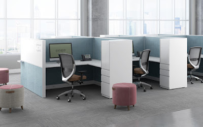 Best Office Furniture: Cubicles Are The Best Solutions For the Best Office Design
