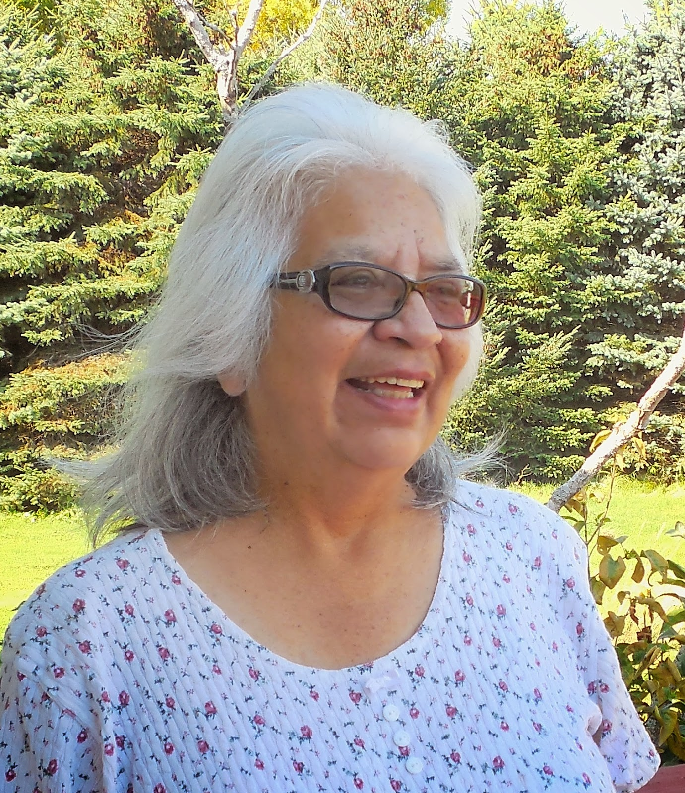 Daughters of the First Nations: Dr  Carol Cornelius