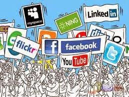 شبكات التواصل الاجتماعى المختلفه فى العالم