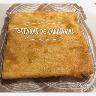 TOSTADAS DE CARNAVAL GETXO