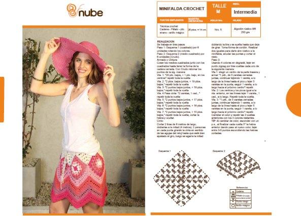 Patrones para crochet-ganchillo gratis en pdf