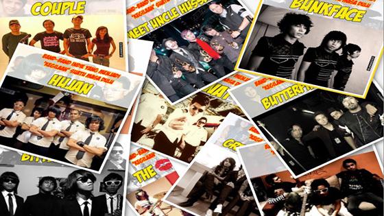 Band-Band Indie Malaysia yang Digemari Suatu Ketika Dahulu
