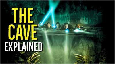 The Cave 2005 Hindi - English Telugu + Tamil Movies 480p Download