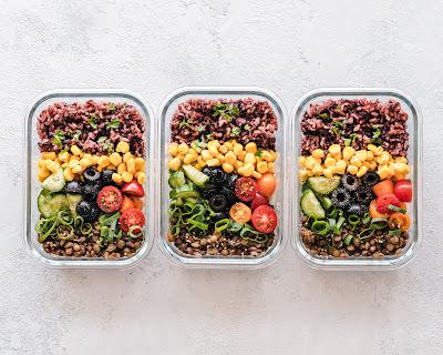 Diet Gampang Gizi Seimbang