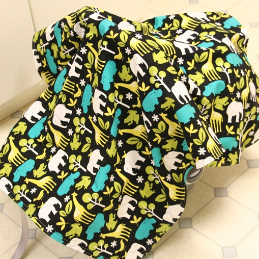 Wondrous Baby Car Seat Cover Tutorial Cluck Cluck Sew Gmtry Best Dining Table And Chair Ideas Images Gmtryco