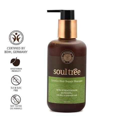 Soultree Licorice Hair Repair Shampoo