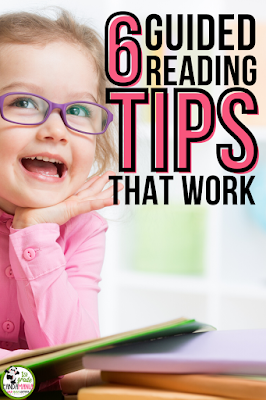 6 Guided Reading Tips That Work