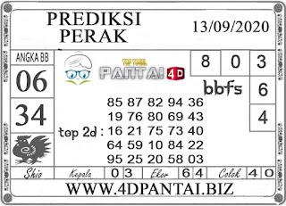 PREDIKSI TOGEL PERAK PANTAI4D 14 SEPTEMBER 2020
