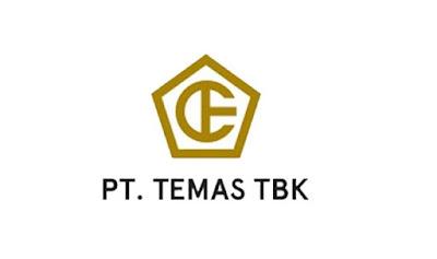 Rekrutmen PT Temas Tbk Jakarta September 2020