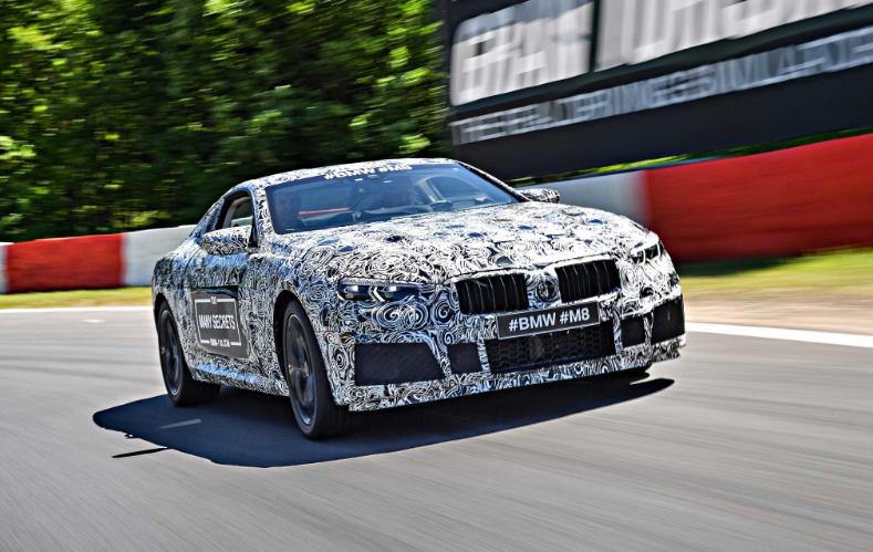 H BMW M8 είναι το κερασάκι στην τούρτα της σπορ BMW Σειράς 8