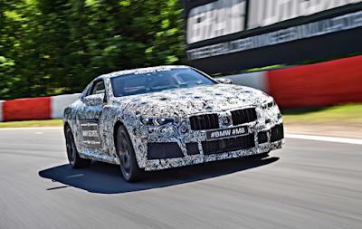 H BMW M8