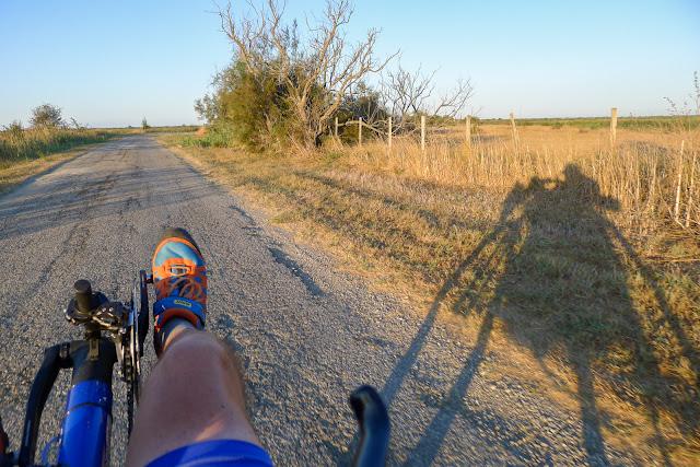 De Paris à Narbonne en vélo, Camargue