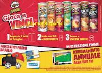 """Concorso """"Pringles Gioca & Vinci"""" : card Decathlon e Conad, Training Kit e non solo"""