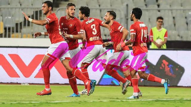 أهداف مباراة اطلع بره ضد الأهلي.. 4/0 للمارد الأحمر