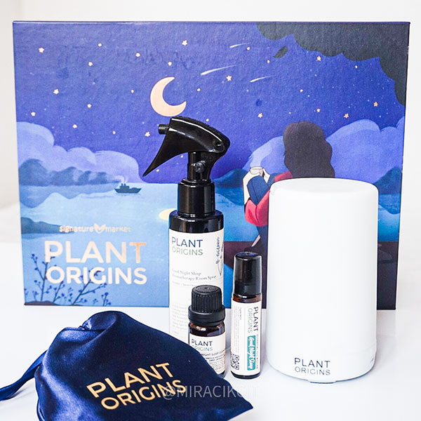 Plant Origins Good Night Sleep Gift Box Review