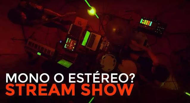El dúo Mono o Estéreo? libera su presentación realizada por streaming