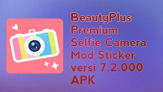 BeautyPlus Premium Mod Sticker
