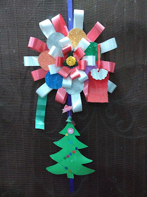 Christmas Decoration by Vibhu & Me