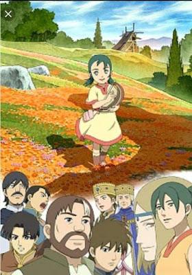 جميع حلقات أنمي Kemono no Souja Erin مترجم