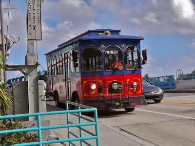 Miles On The Mbta Service Change South Florida Part 1