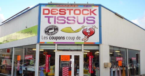 le magasin d usine destock tissus a brest