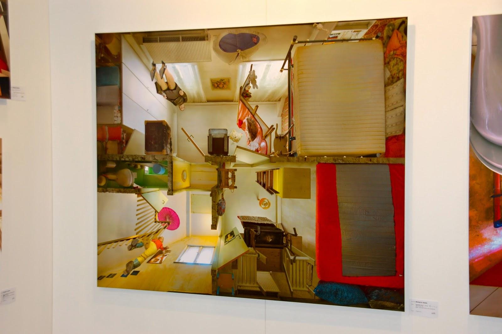 margarita k malerei grafik design besuch der kunstausstellung affordable art fair hamburg 2014. Black Bedroom Furniture Sets. Home Design Ideas