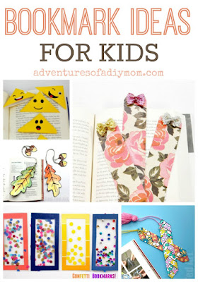 Bookmark Ideas for Kids